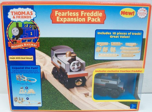 Learning Curve 99962 Fearless Freddie Expansion Pack Trainz Auctions