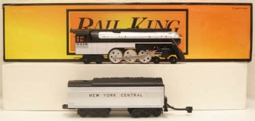 MTH 30-1143-1 NYC Empire State Express Steam Loco - - Trainz Auctions