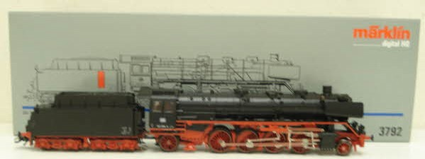 Marklin 3792 BR 41 Steam Loco & Tender - - Trainz Auctions