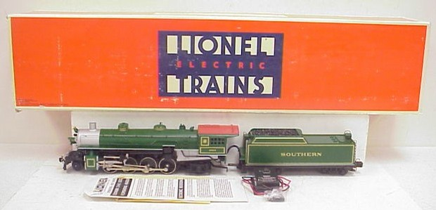 Lionel 6-18018 Southern 2-8-2 Mikado Steam Locomotive #4501