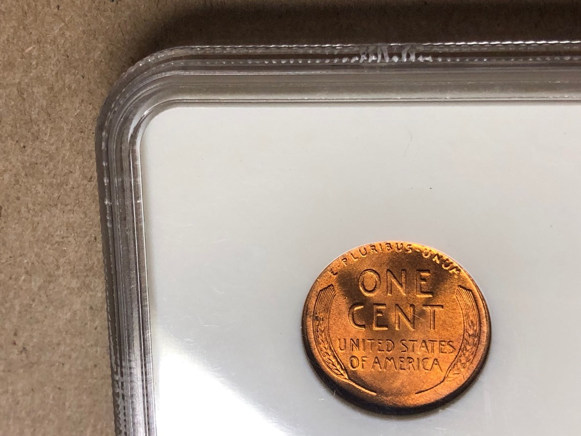 1945-S shell case cent Coin Details - Penny Man's U S  World War Two