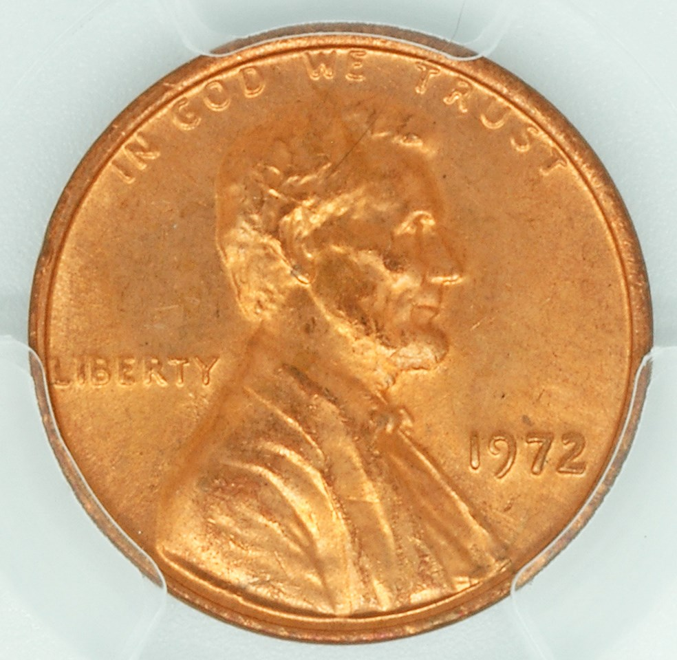 FS-106 Coin Details - Mr Mitosis 1972 Lincoln Cent Doubled Die Varieties
