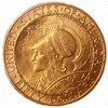 1915 S Round Panama Pacific 50 Ms Gold Commemoratives Ngc