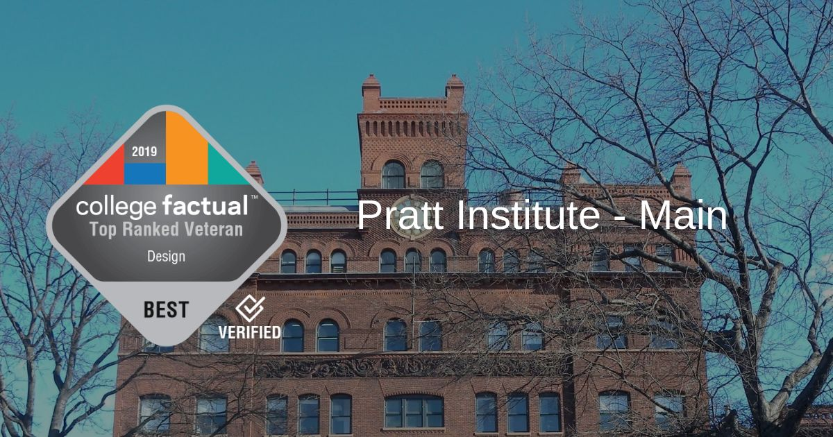 Pratt Institute in Top 10 for Best Design Colleges for ...