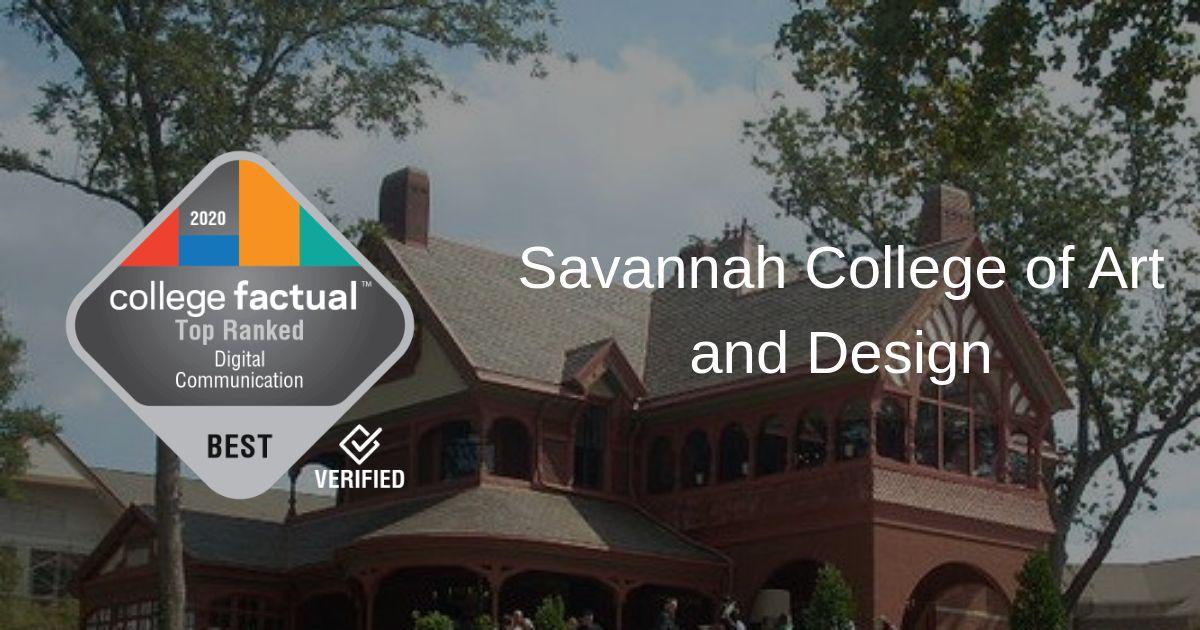 Scad Graduation 2020.Scad Earns 6 Ranking For Digital Communication Program In