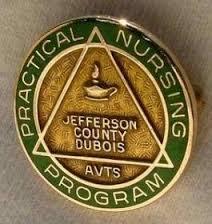 Jefferson County Dubois Area Vocational Technical Practical Nursing Program