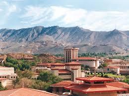 The University of Texas At El Paso