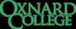 Oxnard College wordmark logo