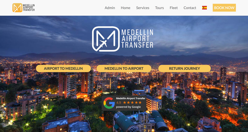 Medellin Airport Transfer