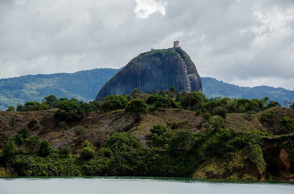 A day trip to Guatape from Medellin