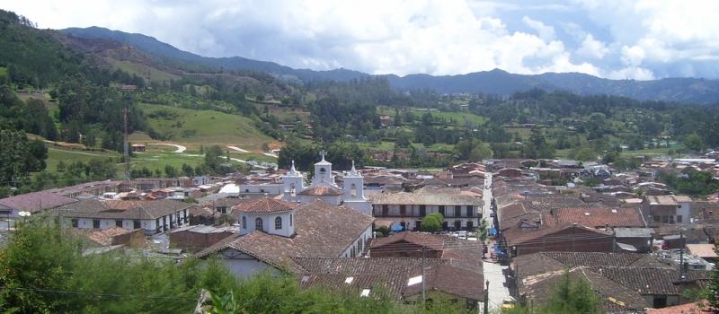 El Retiro Town Around Medellin