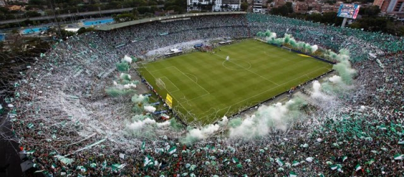 Medellin Football Match