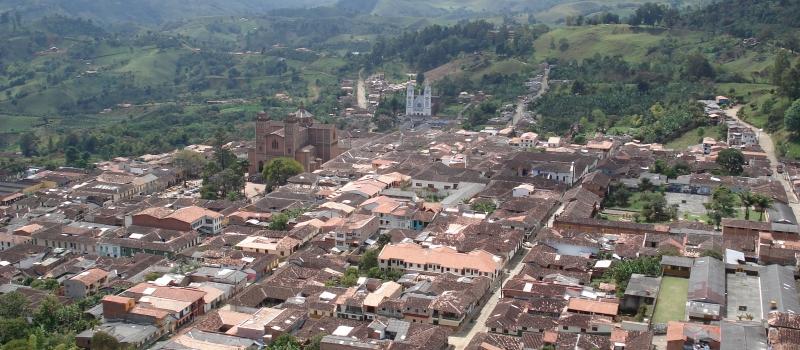 JericoTown Around Medellin