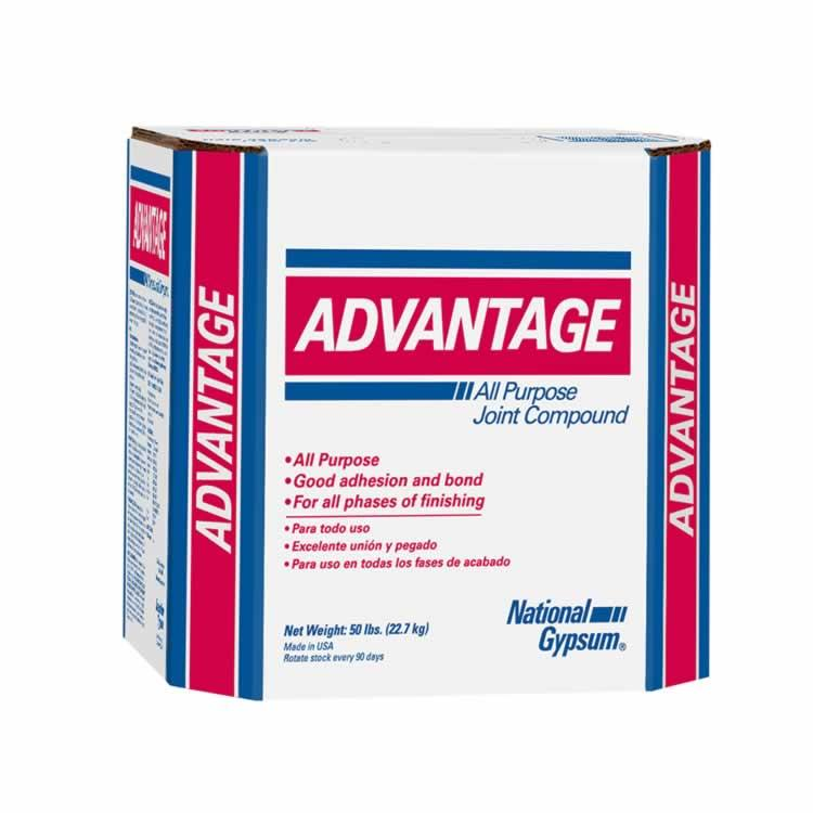 National gypsum proform advantage mud 50 lb box at capitol for National gypsum joint compound