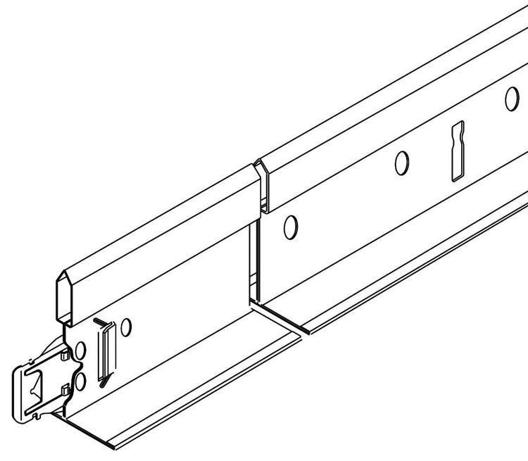 16 Rod Octagon Grid: 12 Ft X 9/16 In Suprafine ID Main Beam