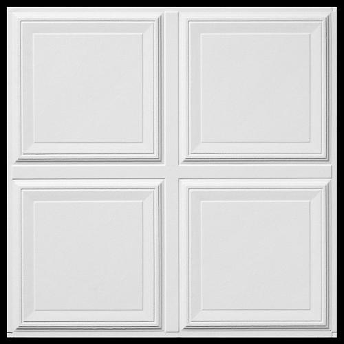 3/4 in x 2 ft x 2 ft Armstrong Ledges Flush Tegular Panel - 8011
