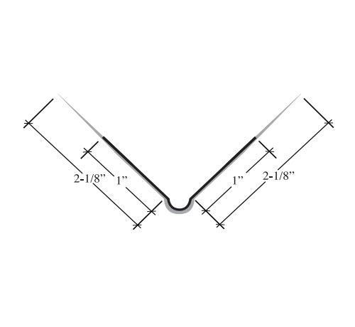 9 ft Hamilton Cornerbead Paper Faced Tape-On