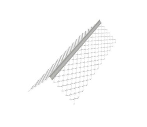 2 5/8 in x 10 ft Galvanized #1A Expanded Corner Bead