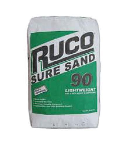 RUCO Sure Sand 90 Minute Setting Compound - 18 lb Bag