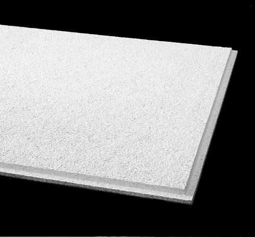 3/4 in x 2 ft x 2 ft Armstrong Cirrus 15/16 in Angled Tegular Fire Guard Panel - 578