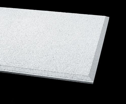 3/4 in x 2 ft x 2 ft Armstrong Cirrus Profiles Chamfered 9/16 in Tegular Panel - 557