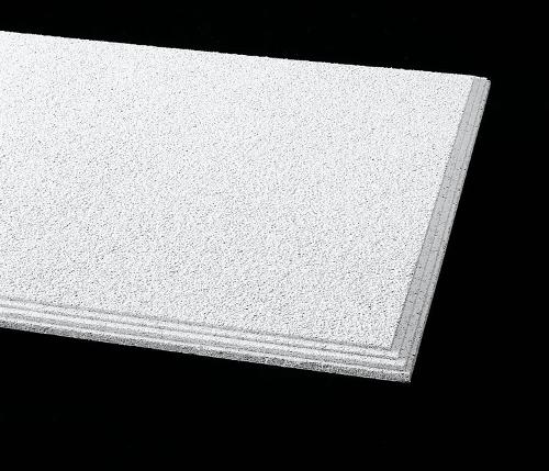 3/4 in x 2 ft x 2 ft Armstrong Cirrus Profiles Classic Step Scored 9/16 in Tegular Panel - 585