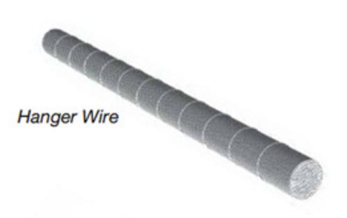 12 Ft X 8 Gauge Hanger Wire At Capitol Building Supply Inc