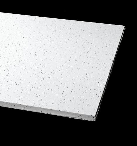 5/8 in x 2 ft x 2 ft Armstrong Clean Room FL Border Panel Square Lay-in Panel - 1720