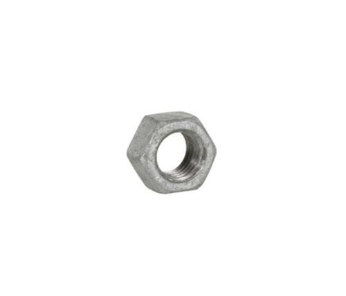 1/4 in-20 Zinc Machine Screw Nut