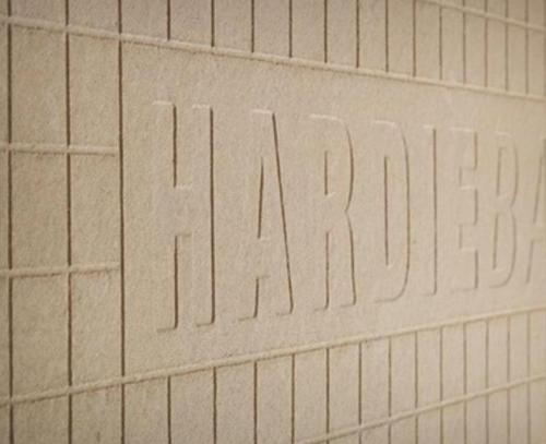 1/4 in x 4 ft x 8 ft JamesHardie HardieBacker Cement Board