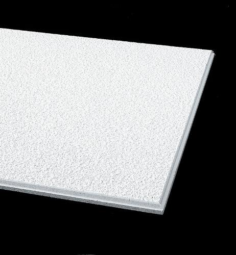 5/8 in x 2 ft x 2 ft Armstrong Tundra 15/16 in Beveled Tegular Panel - 303
