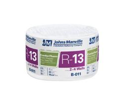 R11 3 5/8 in x 24 in x 96 in Johns Manville ComfortTherm Insulation