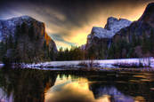 Yosemite Valley by Beate Sass