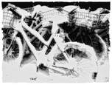 Snowbikes by John Van Aken
