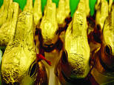 Golden Rabbits by Paul Wittreich