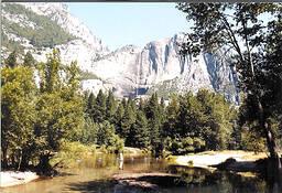 Yosemite Falls 3 by Robert A. Dawson