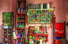 Christine's Studio by Scott Hoyle