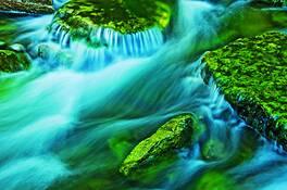 Kagawong Creek by Mike Grandmaison