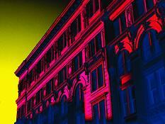 Broadway 110 in Pink by Edgar R. Farrera