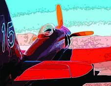 Fury Fifteen by Michael James Wallischeck