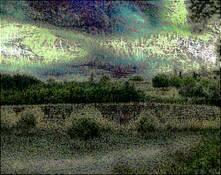 Landscape Metamorphosis #2 by Francois Breton