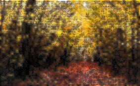 Landscape Metamorphosis #12 by Francois Breton