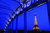 Eiffel Tower by George Fischer