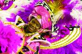 Carnival 12 by Geraldo Villin Prado