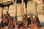 Himba People by Heiner Pflug