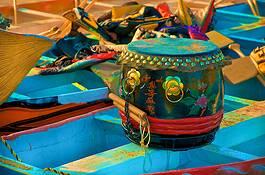 A Colorful Beat by Joe A. Cardenas