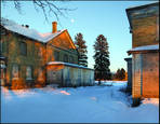 Fort Snelling by Daryl Laudahl