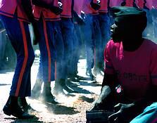 President Obote's Musicians by Lars Hyttinen