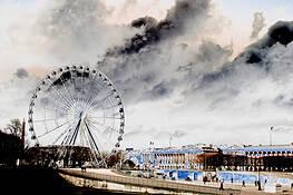 Big Wheel by Marian Crostic