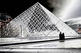 Pyramid by Marian Crostic